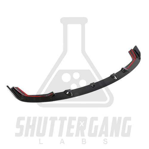 BMW M2 Competition F87 Carbon Fibre Splitter