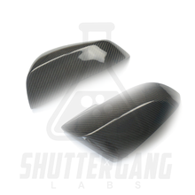BMW F20 / F22 / F30 / F32 / F87 Carbon Fibre Wing Mirror Covers