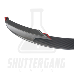 BMW F30 Carbon Fibre Performance Splitter