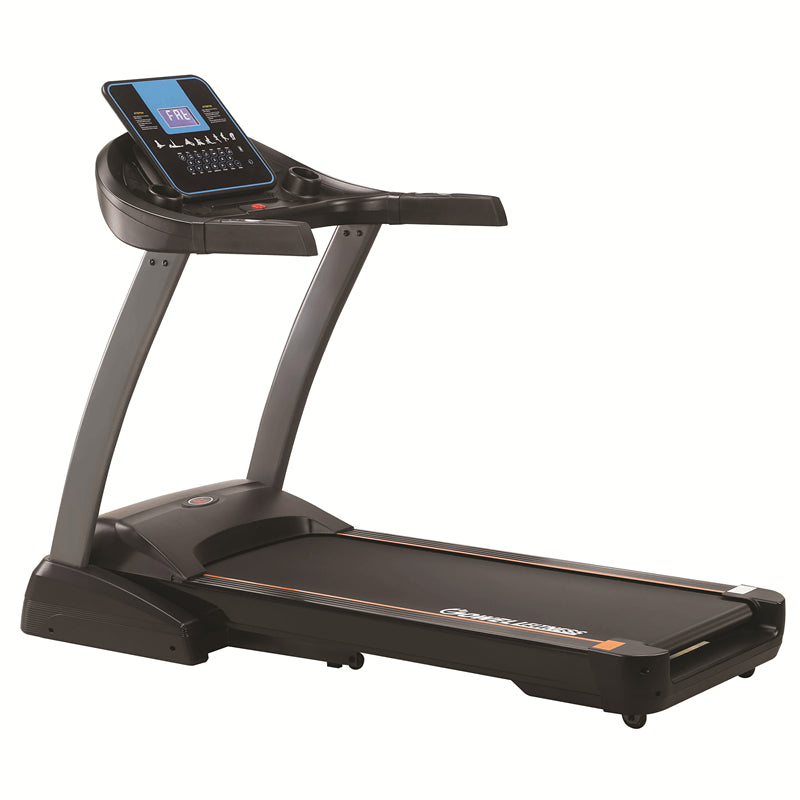 bodycare treadmill gym use 3 hp