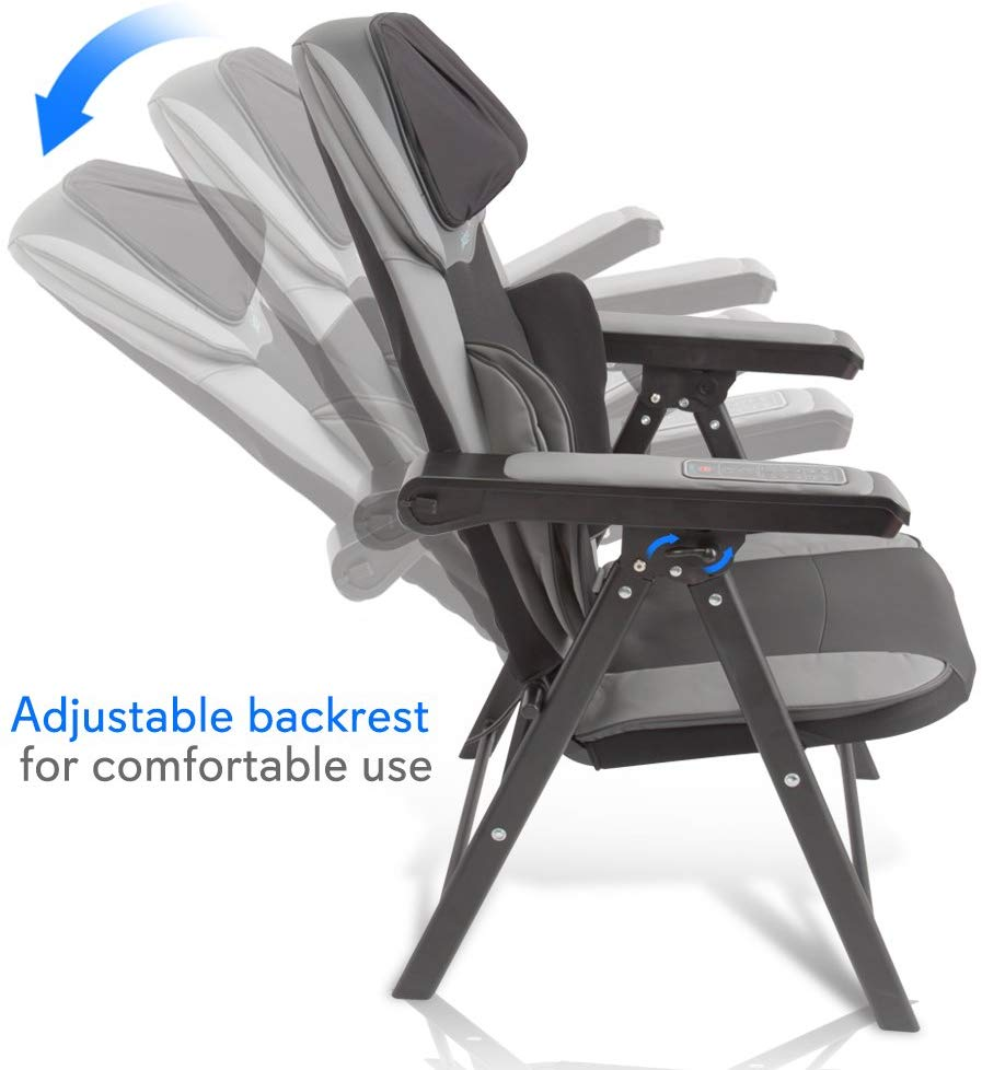 BODYCARE BCM25 FOLDABLE MASSAGE CHAIR