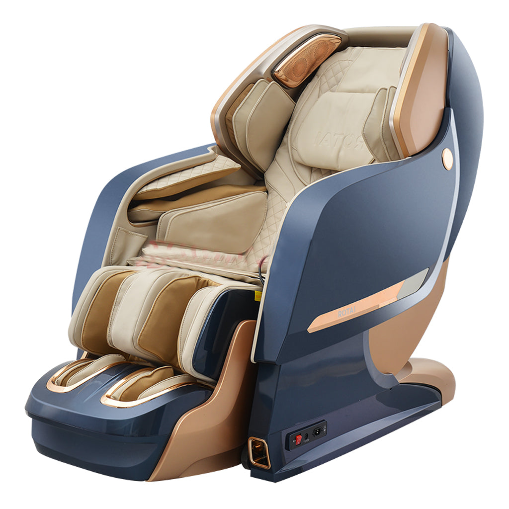 Brand: Rongtai Rongtai Massage Chair Model: RT-8610S Function: Local thermotherapy massage strength adjustment Magnetic Therapy Massage point Storage type local Massager automatic detection function Mounting method: Multi-Pose installation Movement type: 3D Manipulator Massage Color Categories: Rt8610s Champagne gold rt8610s black red golden RT7800 crimson RT7800 dark brown RT7800 blue grey rt6910s coffee brown rt6910s wine red RT6610 Coffee brown rt6910s bao Blue rt8610s Blue Grey Massage techniques: Kneading finger pressure massage tap Pat beat Stretch Number of airbags: 81 (inclusive)-100 PCS (inclusive) Rail type: SL Type Guide Rail Applicable locations: Neck back waist hip leg foot Additional Features: Built-in speaker Bluetooth Logistics and Distribution Installation Services: Home door Installation Shoulder massage Method: Non-installation shoulder massage Foot Massage method: Roller Massage Arm Massage Method: Built-in arm airbag