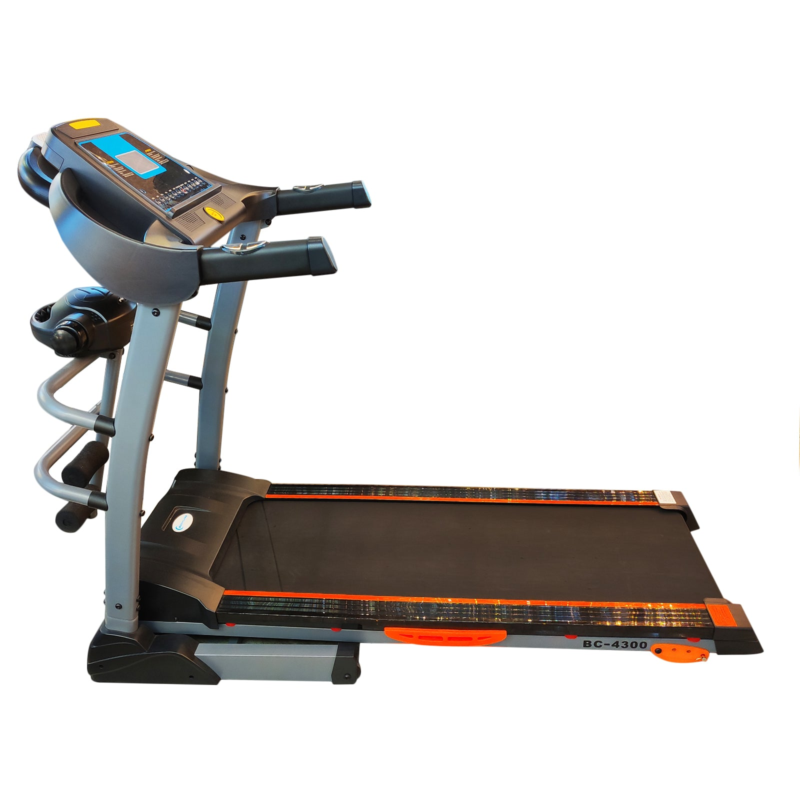 BODYCARE treadmill BC4300 with back massager for home lose weight exercise machine