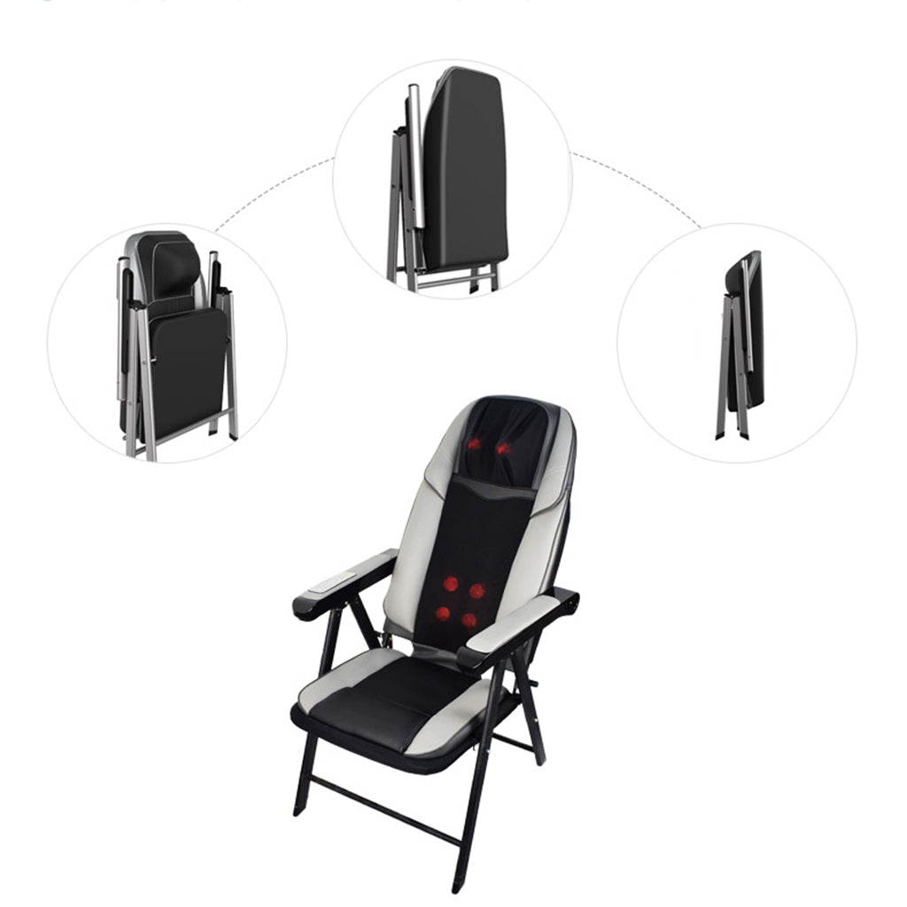 BODYCARE FOLDABLE MASSAGE CHAIR BC-M25