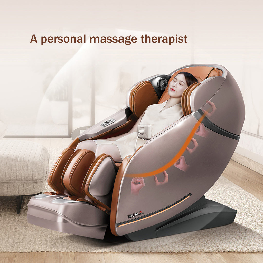 irest massage chair sl-a100 zero gravity personal massagist
