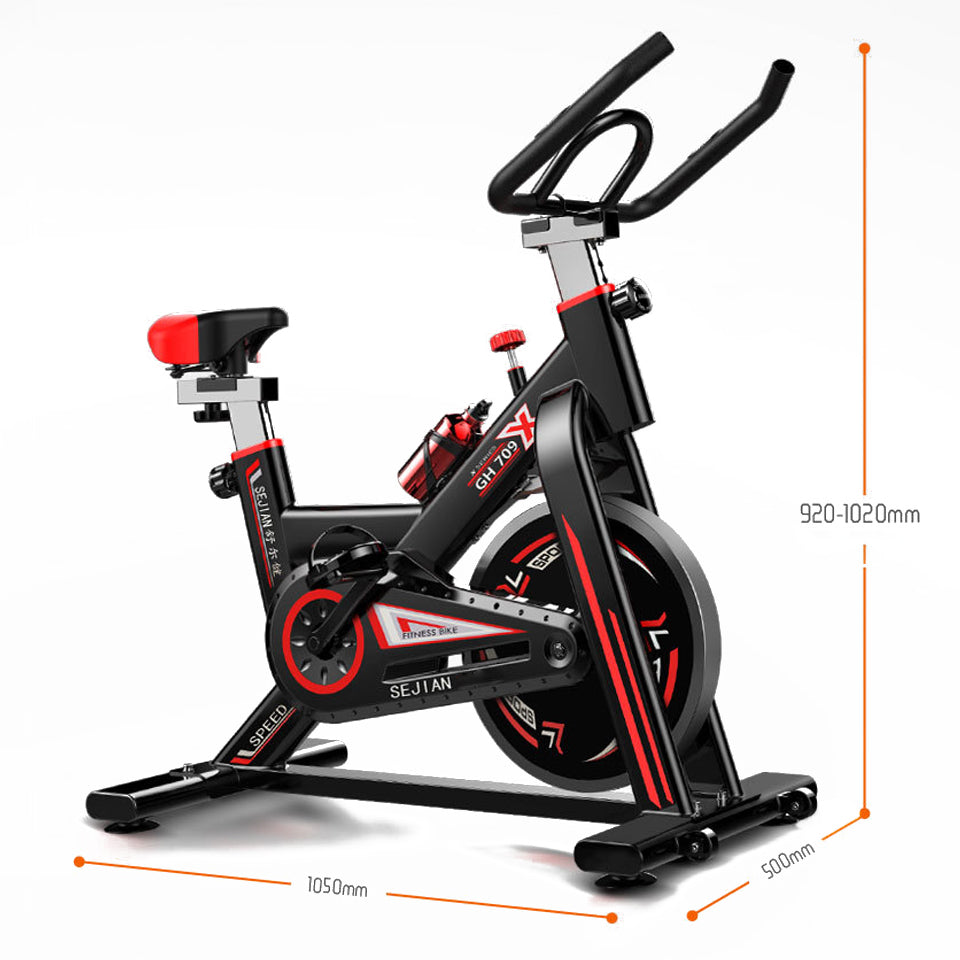 bodycare 8KG flywheel 120 weight indoor spinning bike