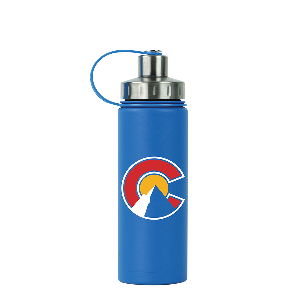 BOULDER TriMax® 20 oz - Blue Colorado