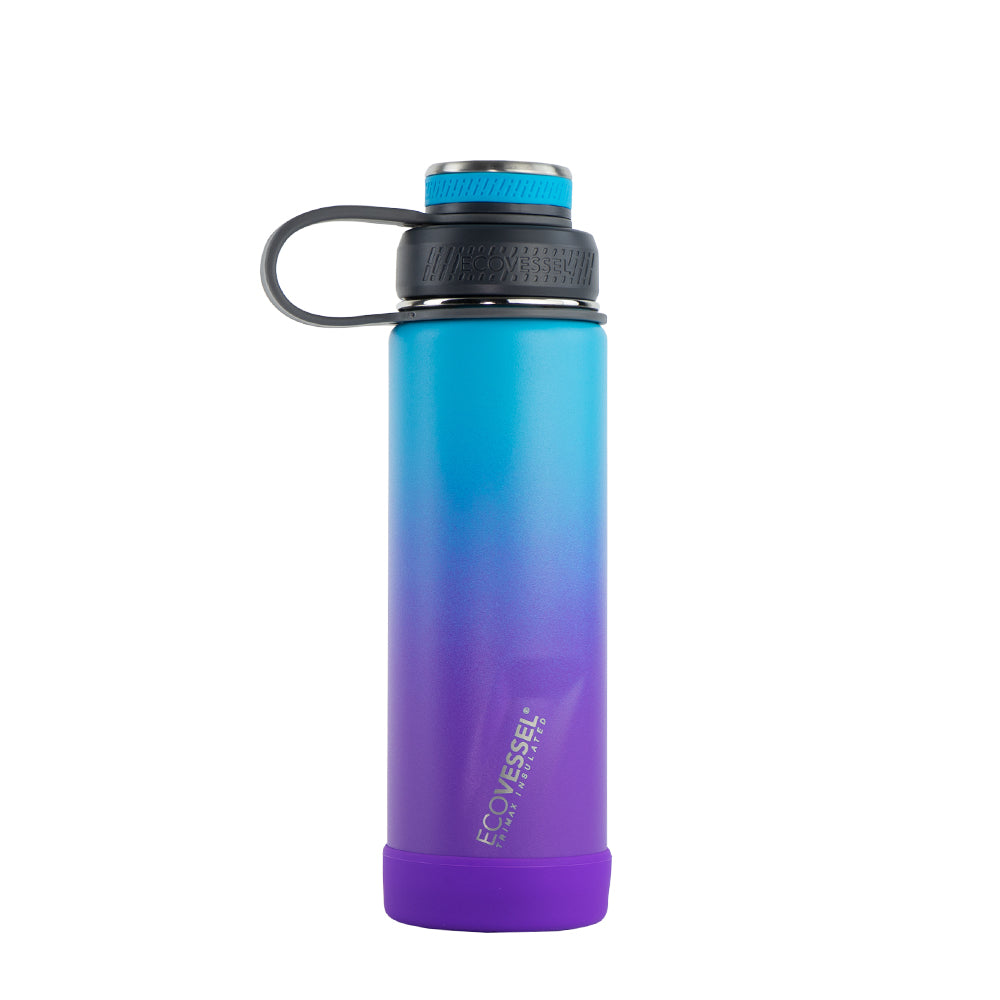 THE BOULDER - Insulated Water Bottle w/ Strainer - 20 oz