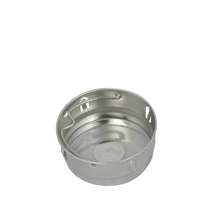 STAINLESS STEEL TEA, FRUIT, ICE STRAINER