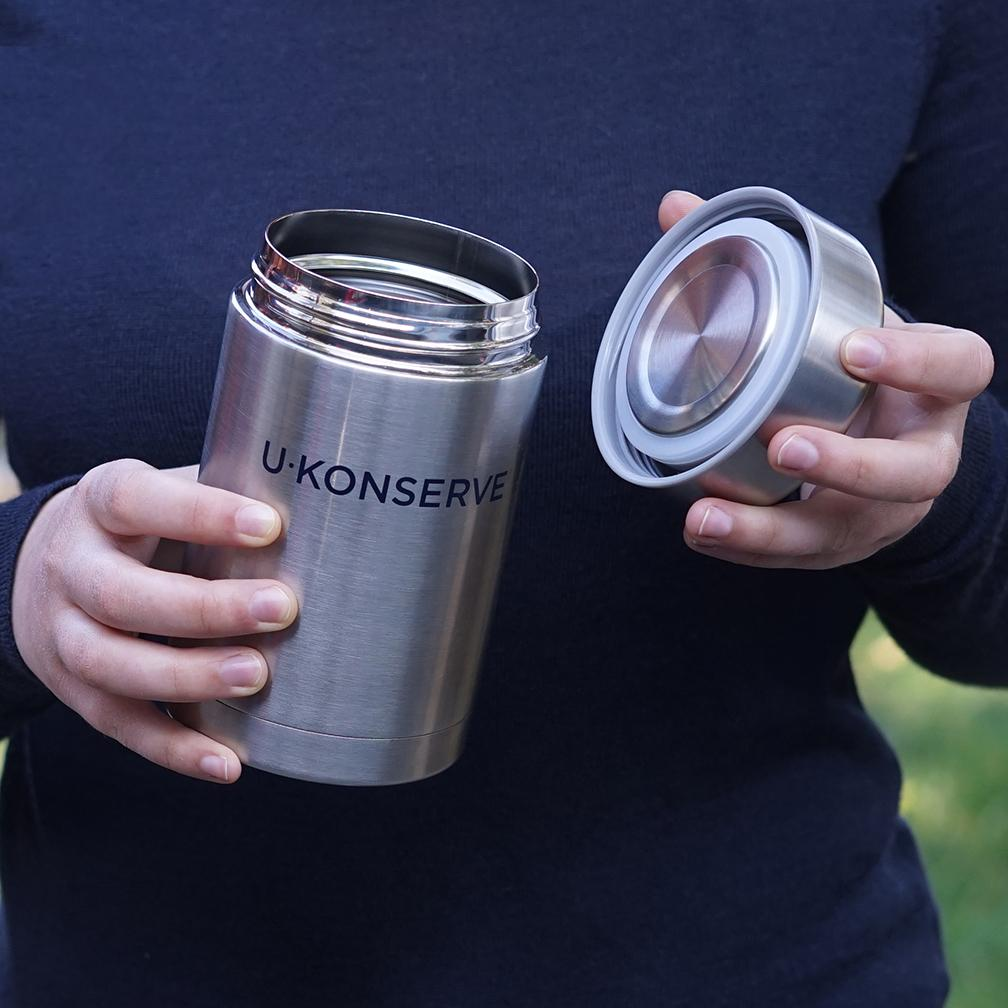 Stainless Steel Insulated Food Jar - 18 oz