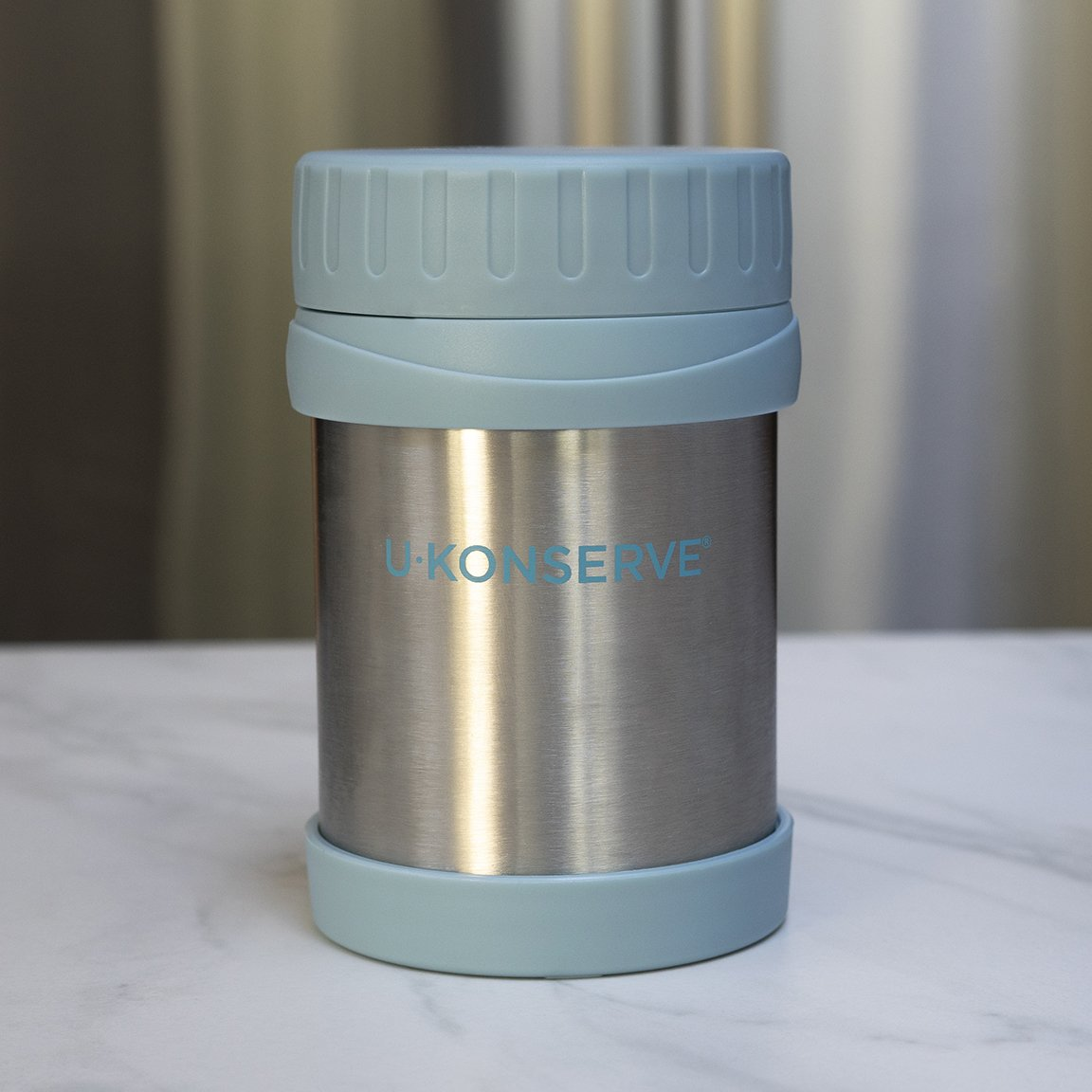 Stainless Steel Insulated Food Jar - 12 oz