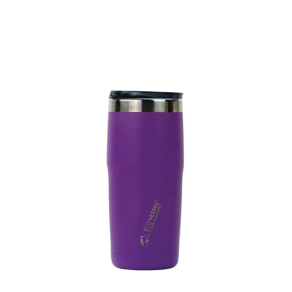 THE METRO - Vacuum Insulated Stainless Steel Tumbler - 16 oz