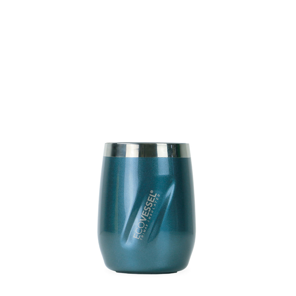ceb95bc7682 PORT Insulated Stainless Steel Wine Tumbler and Whiskey Tumbler - 10 oz