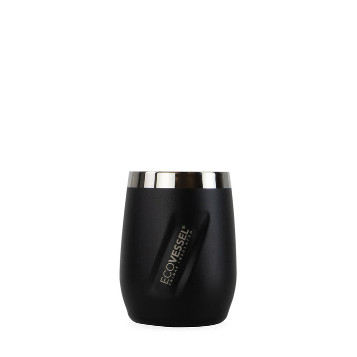 PORT Insulated Stainless Steel Wine Tumbler and Whiskey Tumbler - 10 oz