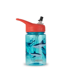 THE SPLASH - Kids Straw Water Bottle - 12 OZ