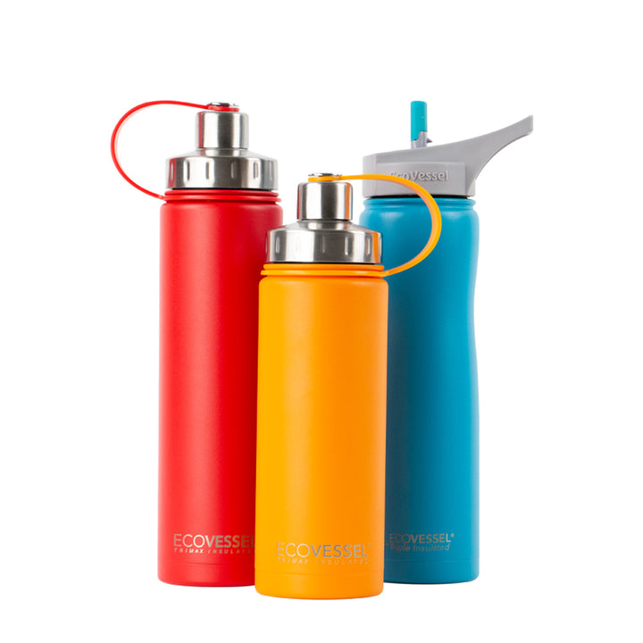 SPORT LOVERS BOTTLE BUNDLE - Choose Your Colors
