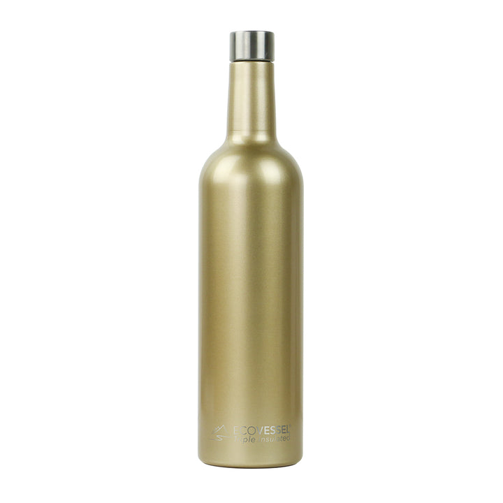 THE VINE - Stainless Steel Insulated Wine Bottle - 25oz