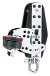 Harken Mid-Range Hexaratchet Fiddle Block w/ Cam Cleat