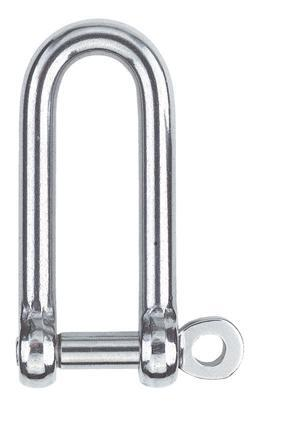 Harken 316 6mm Long Shackle