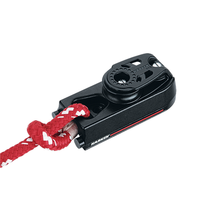 Harken Big Boat Double Sheave Traveler Control Set