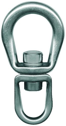 "Tylaska 3 3/4"" T12 Standard/Large Bail Swivel"
