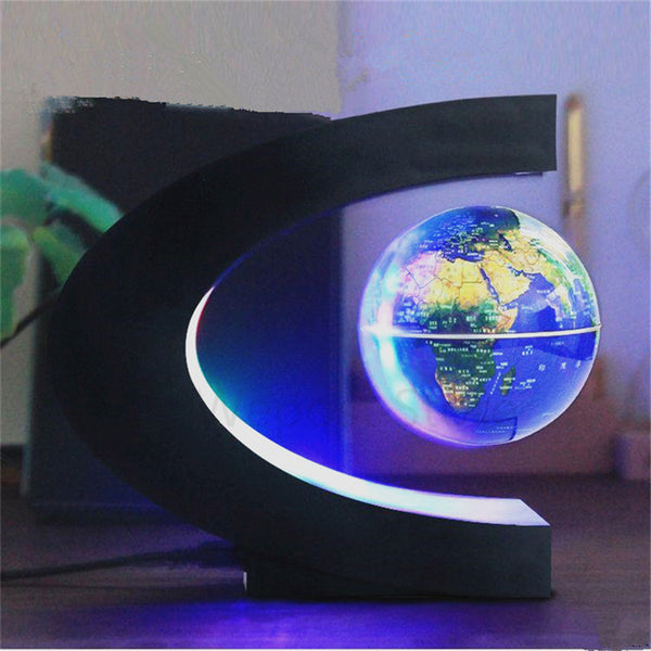 Magnetic levitation floating globe world map cosyshoping magnetic levitation floating globe world map gumiabroncs Image collections