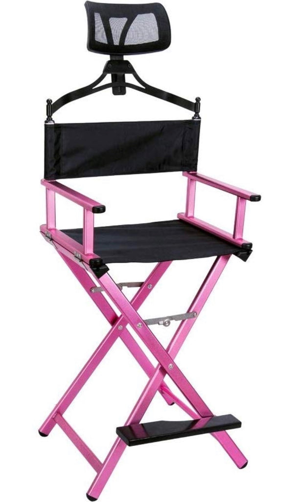 Pro Makeup Studio Artist/Director Chair