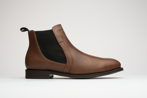 Chelsea boot safety shoe