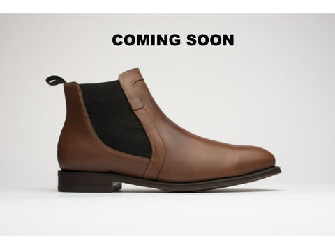 Executive boot dress safety shoe Chelsea Boot