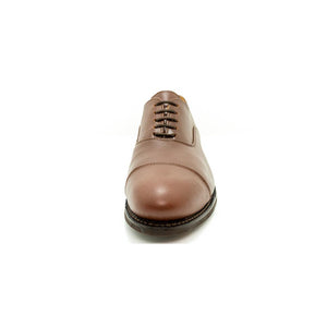 Cap Toe Oxford Steel Toe Shoes - Oxford Steels