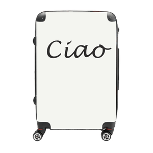 Ciao - Singular Luggage