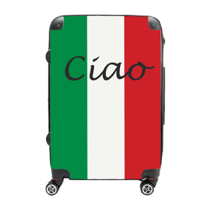 Ciao in Tricolour - Singular Luggage