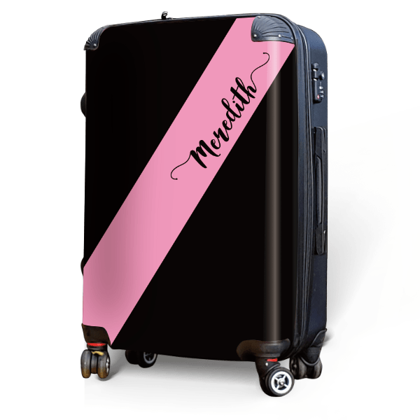 Meredith-Customizable - Singular Luggage Custom Luggage and Backpacks.  Design your own artwork decoration.