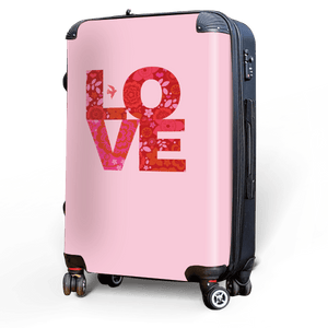 LOVE - Singular Luggage