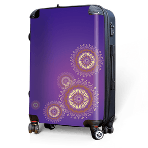Tamara - Singular Luggage Custom Luggage and Backpacks.  Design your own artwork decoration.