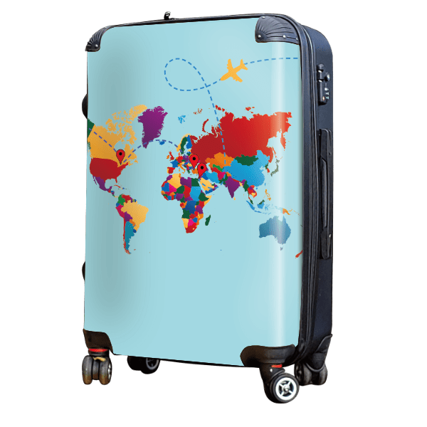 World Traveller - Singular Luggage