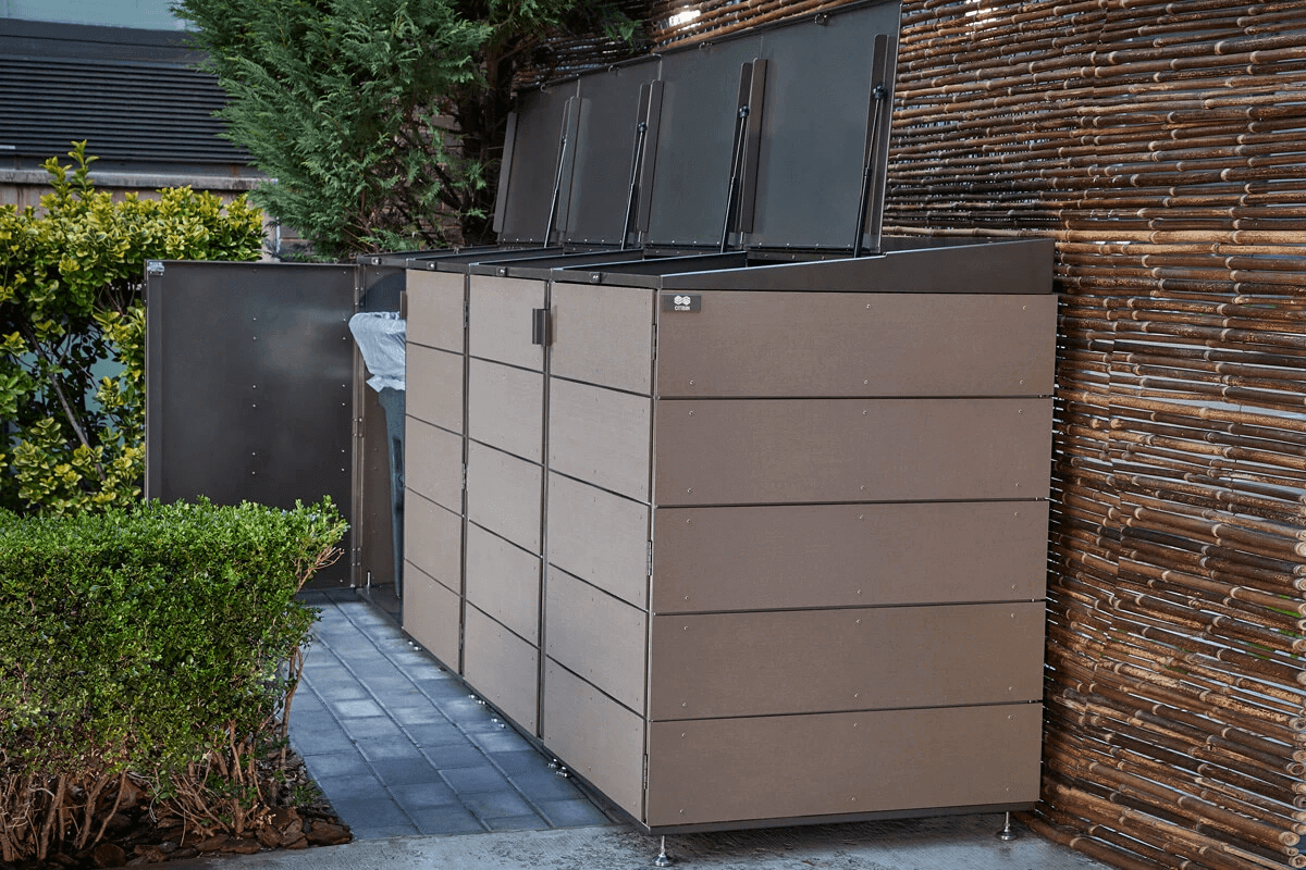 trash can storage – CITIBIN XL Coffee
