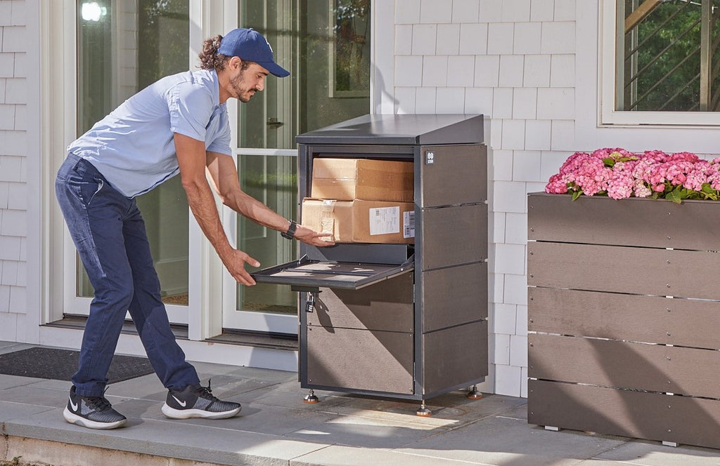 USPS delivery to CITIBIN package locker