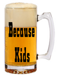 Extra Large Frosty Beer Mug - Great for Father's Day!
