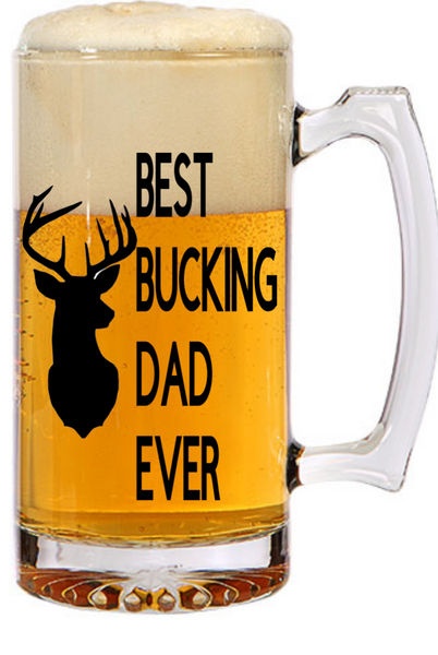 Extra Large Frosty Beer Mug