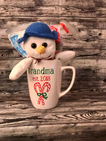 Personalized Christmas Mug Gift Set