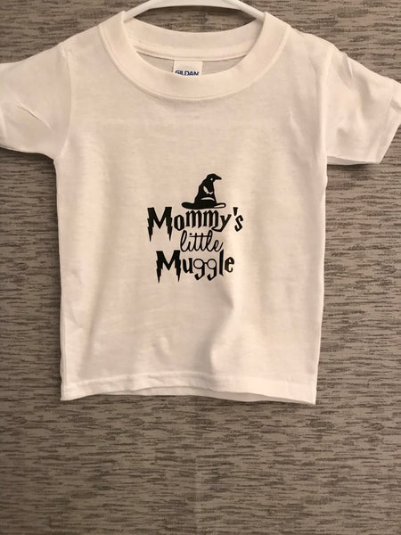#harrypotter #inspired #theme #mommy #muggle #kids #youth #toddler