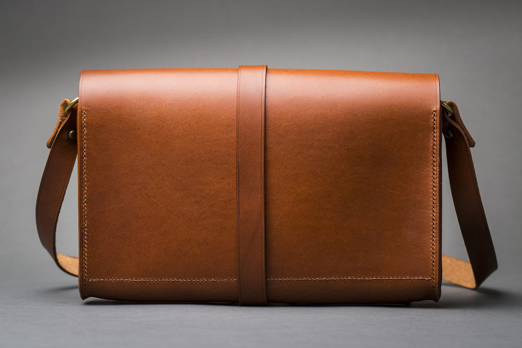 What Leather Did We Use For Our 2020 Women's Clutch Bag Model?