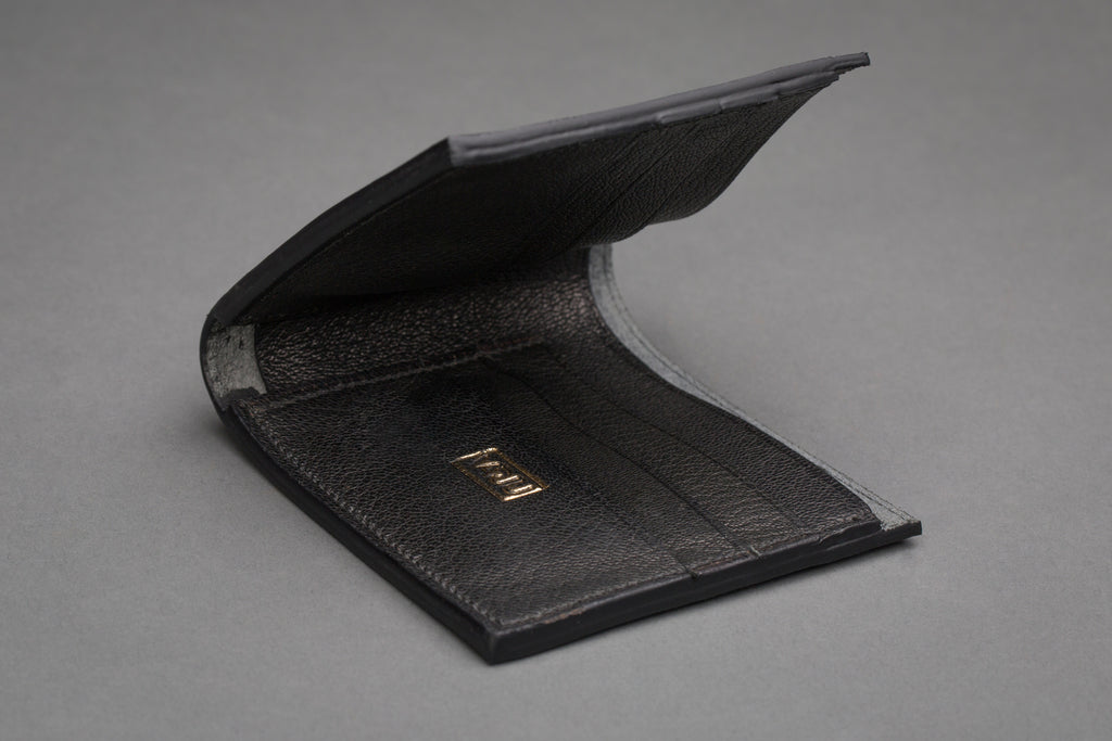 New Improvements on Our Handmade Leather Wallet