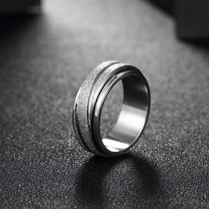 Classic Stainless Steel Ring Romantic - Vera jewelry