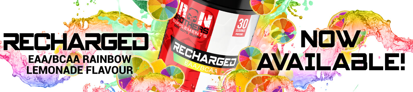 Pre-Workout Ruthless Orange Creamsicle Flavour By Iron Brothers Supplements