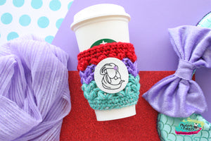 Ariel Cup Cozy-Squishy
