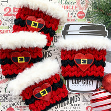 Santa Love Fur Christmas Cozy