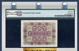 TT PK 0076 1922 AUSTRIA 20 KRONEN PMG 65 EPQ GEM POP ONE IN THIS LEVEL OF GRADE!