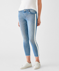 Florence Crop Mid-Rise Skinny